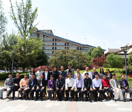 The 3rd Humanities Classroom starts at Mt. Qingcheng