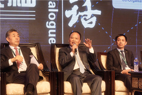 Live SNEC: Chairman Liu Attended the Global PV Leaders Dialogue
